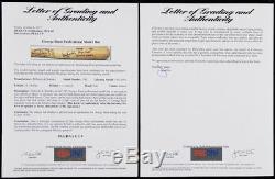 1977-79 George Brett H&B Game Used & Signed Bat PSA/DNA GU 9