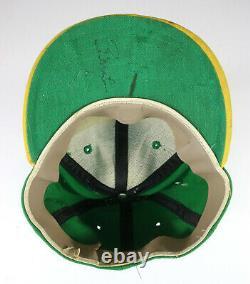 1980-82 Billy Martin Oakland A's Athletics Signed Game Used Hat Cap New Era Jsa
