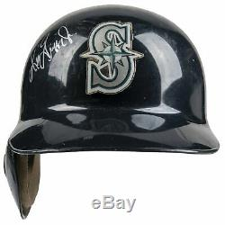 1994 Ken Griffey Jr. Game Used & Signed Seattle Mariners Batting Helmet