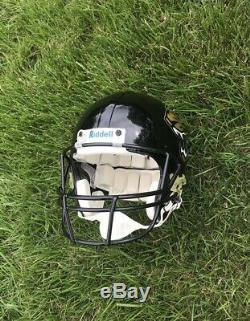 1997 Jacksonville Jaguars Mark Brunell Game Used Riddell Helmet Autographed