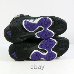 1999 Kobe Bryant L. A. Lakers Signed Game Used Shoes Rare Adidas Pe Psa Loa