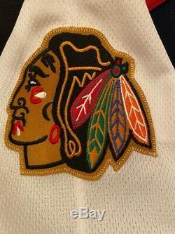 2000 Tony Amonte NHL All-Star Game Used Signed Jersey NHL COA Worn Blackhawks