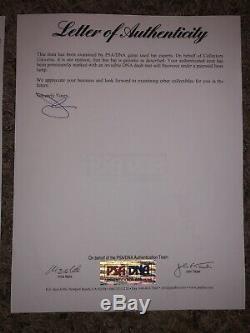 2002-07 Scott Rolen St. Louis Cardinals LVS Game Used Bat PSA JSA Autographed