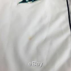 Alex Rodriguez Signed Game Used 1998 Seattle Mariners Jersey + Undershirt PSA