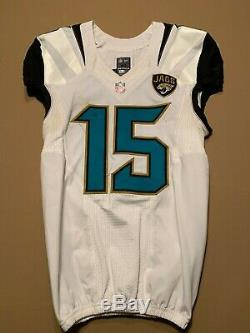 Allen Robinson Bears / Jaguars Game Used / Worn Jersey Signed Photomatched Auth