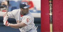 Bo Jackson Game Used Signed/Autographed Angels Bat / Photo Matched