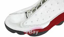 Bulls Michael Jordan Signed Game Used 4/17/1998 Nike Air Jordan XIII Shoes JSA