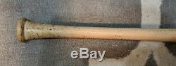 Carlos Santana Game Used Signed Bat Cleveland Indians All Star