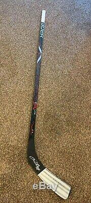 Chicago Blackhawks Patrick Kane Game used signed NHL stick (#88 Autographed)