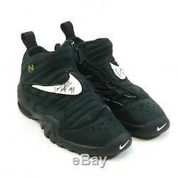 Dennis Rodman 1996 Game Used Signed Bulls Champion Seasons Shoes Apparent Match