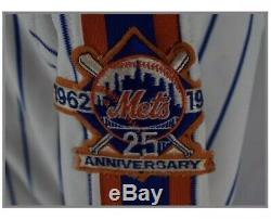Dwight Gooden 1986 Game Used Signed NY Mets Jersey JSA Beckett LOAs