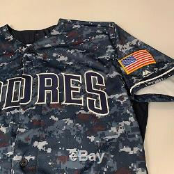 Fernando Tatis Jr. San Diego Padres Game Used Worn Jersey 2019 Signed