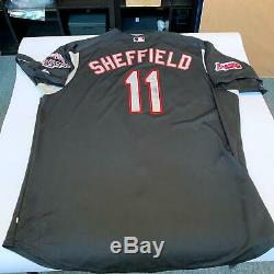 Gary Sheffield 2003 All Star Game Signed Game Used Jersey With JSA & Mears COA
