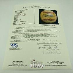 Historic Pete Rose 4192 Record Breaking Hit Signed Game Used Baseball JSA COA