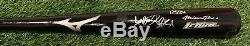 Ichiro Suzuki Seattle Mariners Game Used Bat Signed PSA Ichiro LOA 2018 GU 8.5