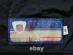 Jabar Gaffney Game Used Worn 2002 Inaugural Season Houston Texans Jersey Signed