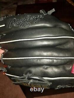 Jason Werth Game Used Glove Phillies World Series 2008 Winner Signed