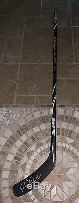Joe Pavelski San Jose Sharks Signed Autographed Game Used Easton Stick