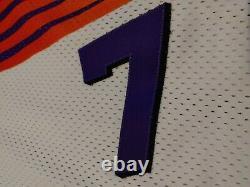 Kevin Johnson KJ Phoenix Suns Authentic Champion Game Jersey Size 48 Autographed