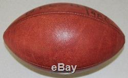 Lester Hayes Signed Auto NFL The Duke Game-used Football Psa/dna Oakland Raiders
