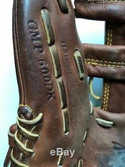 Michael Chavis Game Used Glove Signed LOA Photo Boston Red Sox Mizuno GMP 600DK