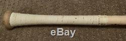 Mike Trout GAME USED 2018 UNCRACKED BAT autograph SIGNED Angels