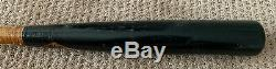 Mike Trout GAME USED 2019 CRACKED BAT autograph SIGNED Angels MVP Season MATCHED