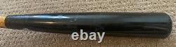 Mike Trout GAME USED 2020 UNCRACKED BAT autograph SIGNED Angels