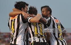 Neymar Worn Signed Shirt Santos Brazil Game used Jersey PSG maillot porté Messi