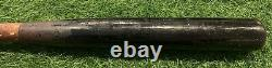 Ozzie Albies Atlanta Braves Game Used Bat Signed 2018 Uncracked MLB