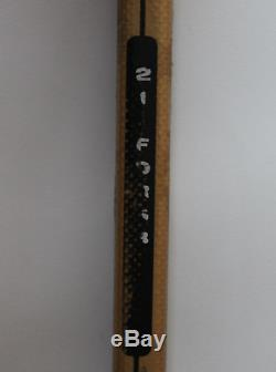 Peter Forsberg signed autographed game used hockey stick! RARE! Authentic