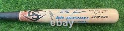 Ronald Acuna Jr. Atlanta Braves Game Used Bat 2020 NLCS RBI Double Signed