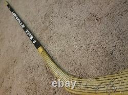 SERGEI FEDOROV 91'92 Signed Detroit Red Wings Game Used Hockey Stick NHL COA