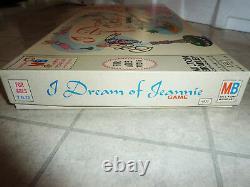SIGNED I Dream of Jeannie Board Game Barbara Eden Larry Bill Fan Gift