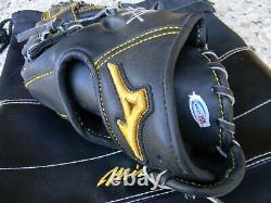 San Diego Padres Fernando Tatis Jr. 2020 Game Used/signed Mizuno Pro Glove Loa