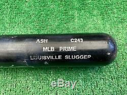 Seattle Mariners Jarred Kelenic Autographed Game Used Baseball Bat