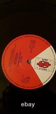 Sodom In The Sign Of Evil LP 1. Press Devils Game sehr gut