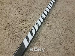 TEEMU SELANNE 2013 Signed Anaheim Ducks Warrior Game Used Hockey Stick NHL COA