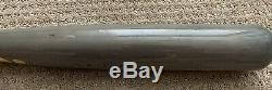 Xander Bogaerts GAME USED 2018 UNCRACKED BAT autograph SIGNED Red Sox