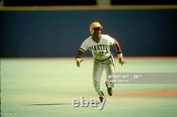 1986 Barry Bonds Pittsburgh Pirates Rookie Game Used Signed Batting Helmet Getty