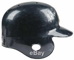 1994 Ken Griffey Jr. Jeu Occasion Et Signé Seattle Mariners Batting Helmet