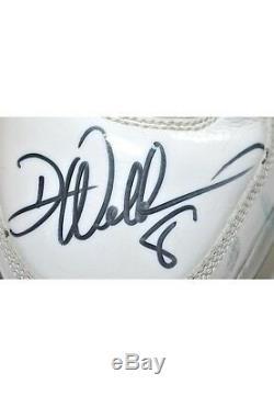 2000 Deron Williams Utah Jazz Jeu Utilisé Et Autographié Sneakers Chaussures Psa Adn