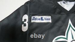 2003 Derek Boogaard Louisiana Icegators Echl Jeu Worn Worn Hockey Jersey Signé