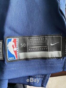 2017-18 Victor Oladipo Indiana Pacers Jeu Jersey Nike Signé Utilisé