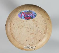 2019 Jeu D'occasion Unique Signé Mike Trout Baseball Bat Anderson Authentics