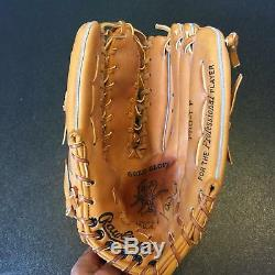 Bobby Bonilla Signé Jeu Utilisé Rawlings Gant De Baseball Avec Jsa Coa