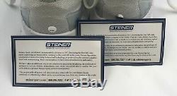 Championnat Nba 2018 Stephen Stephen Curry 2x Chaussures De Jeu Signées Sz 11.5 Steiner Coa