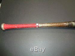 Christian Vazquez Red Sox De Boston Autographié Jeu Utilisé Chauve-souris Inscrit Coa = Jsa 2