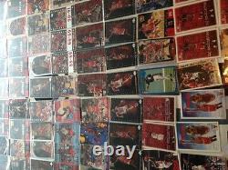 Collection Massive De Cartes De Sport! Environ 200 000 Cartes! Tous Les Sports + Jeux
