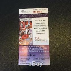 De 1990 Greg Maddux A Signé Le Jeu Utilisé Atlanta Braves Casque Authentique Jsa Coa